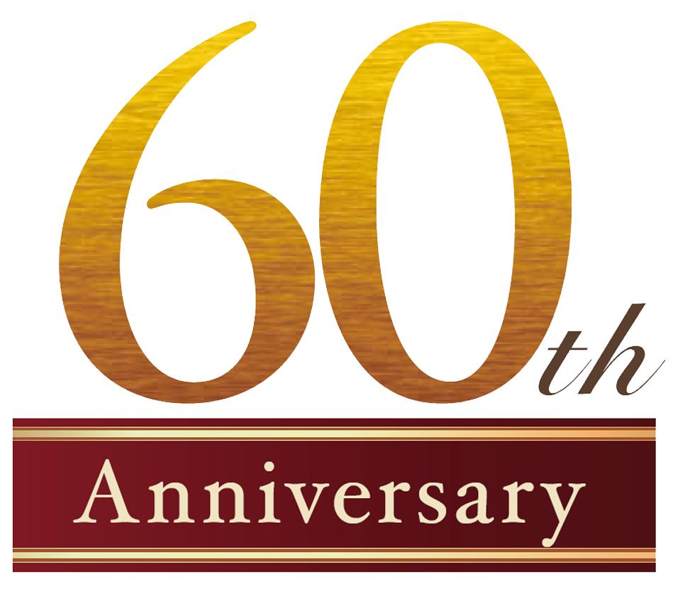 日本アビオニクス60th ロゴ